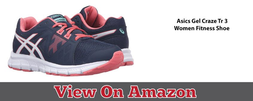 Asics Gel Craze Tr 3 Women Fitness Shoe