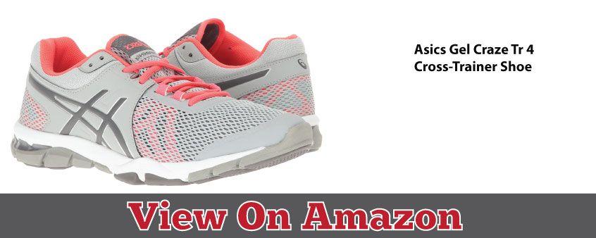 Asics Gel Craze Tr 4 Cross Trainer Shoe