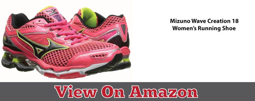 hot sale online 1191a 8e522 Mizuno Wave Creation 18 Women's Running Shoe Review