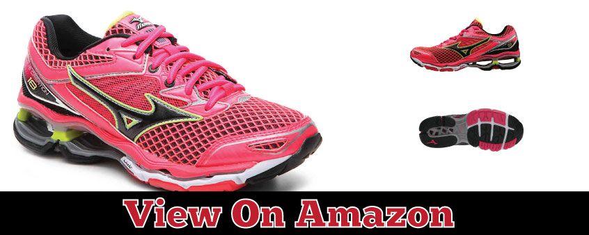 Mizuno Wave Creation 18 Womens Running Shoe