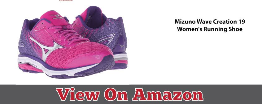 Mizuno Wave Creation 19 Womens Running Shoe