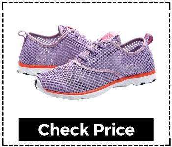 ALEADER Womens Quick Drying Aqua Water Shoes