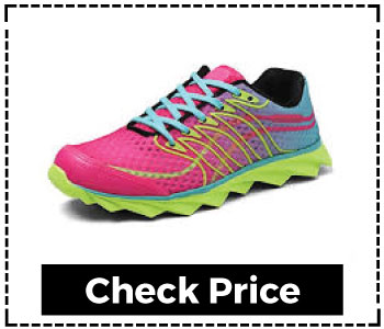 ALEADER Womens Running Shoes Fashion Walking Sneakers