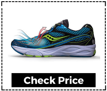 Saucony Womens Ride 7