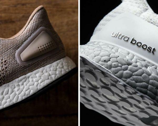 Adidas Pure Boost DPR vs Ultra Boost 3.0 outsole