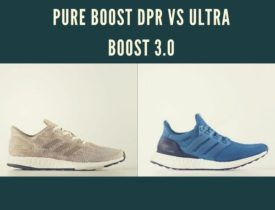 Adidas Pure Boost DPR vs Ultra Boost 3.0