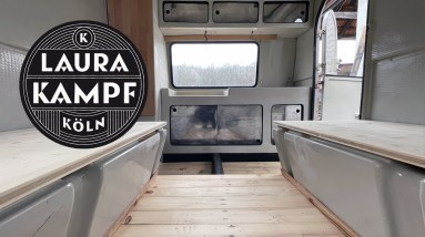 Camper Renovation on a Budget! (no money spent so far)