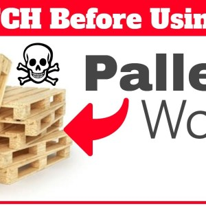 Free Lumber (Lumber Prices Are Outrageous!) Safely Use Pallet Wood
