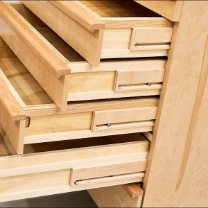 How To Make Wooden Full Extension Drawer Slides - Woodworking