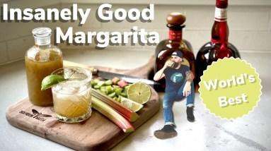 Insanely Good Margarita || Crazy Delicious Drinks