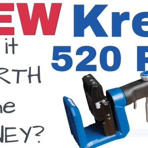 Kreg 520 Pro Pocket Hole Jig - Review