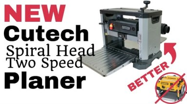 Wood Planer (Cutech Planer 40800H) Is it the best Wood Planer?