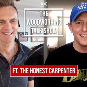 Where have all the carpenters gone? Ethan James from The Honest Carpenter.