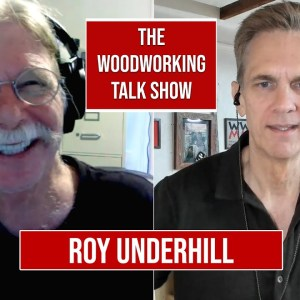 Roy Underhill of The Woodwright's Shop on ethical woodworking (Ep 12)