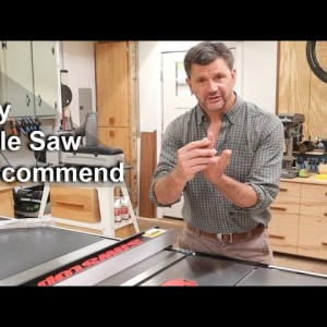 Why I Always Recommend a SawStop Table Saw