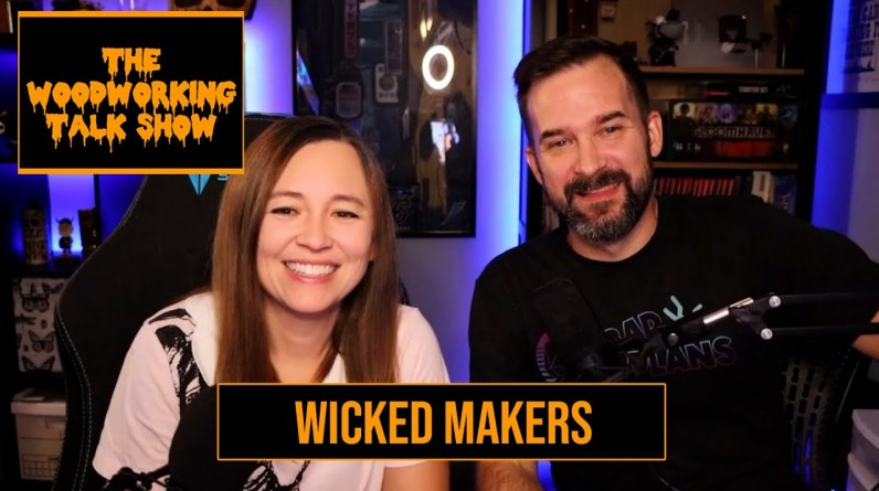 Wicked Makers and their spectacularly spooky Halloween projects (Ep 14)