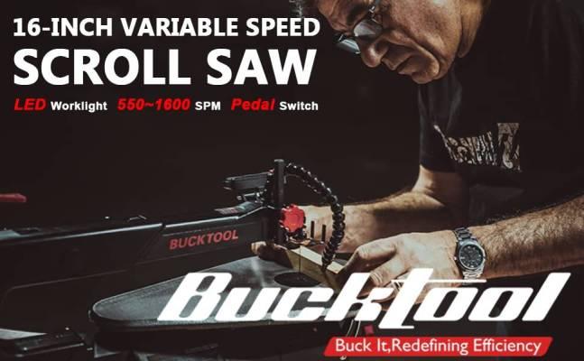 bucktool best scroll saw