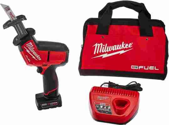 2520-21XC M12 Milwaukee Hackzall Saw Kit