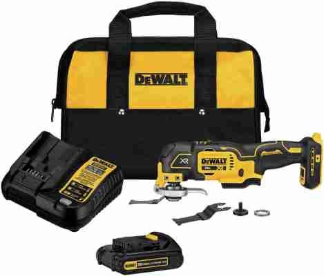 DEWALT 20V MAX XR Cordless Oscillating Power Tool Kit