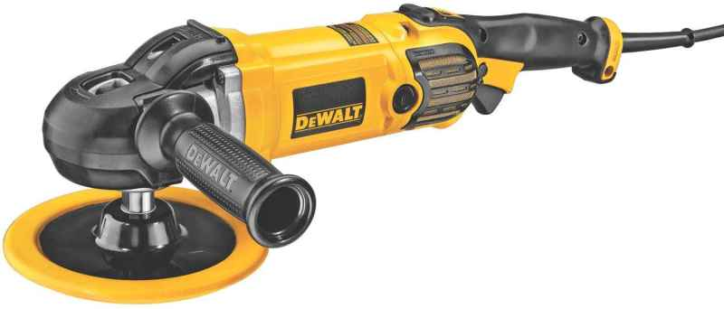 DEWALT DWP849X Variable Speed Industrial Buffer - Polisher