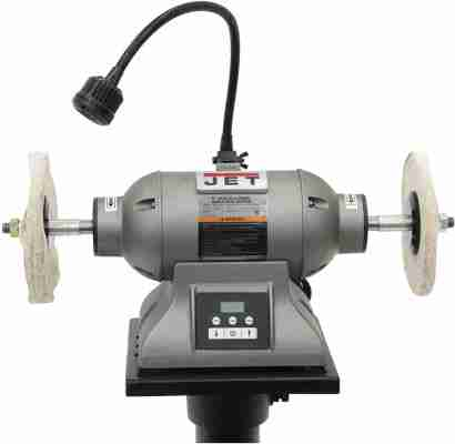 Jet IBG-8VSB 8-inch Variable Speed Industrial Buffer