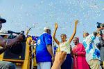Rochas Okorocha Gives Orphan Girl New House, New Car And N2.7M In Imo. >> See Photos
