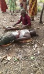 VIEWER DISCRETION ADVISED: Police promises to arrest those behind attack in Nandu, Sanga L.G.A Kaduna state