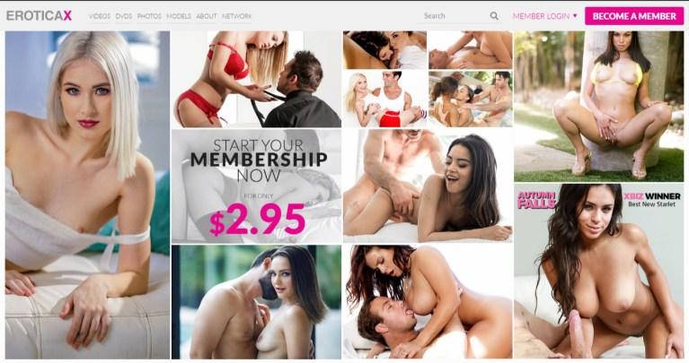 EroticaX - Best Premium XXX Sites