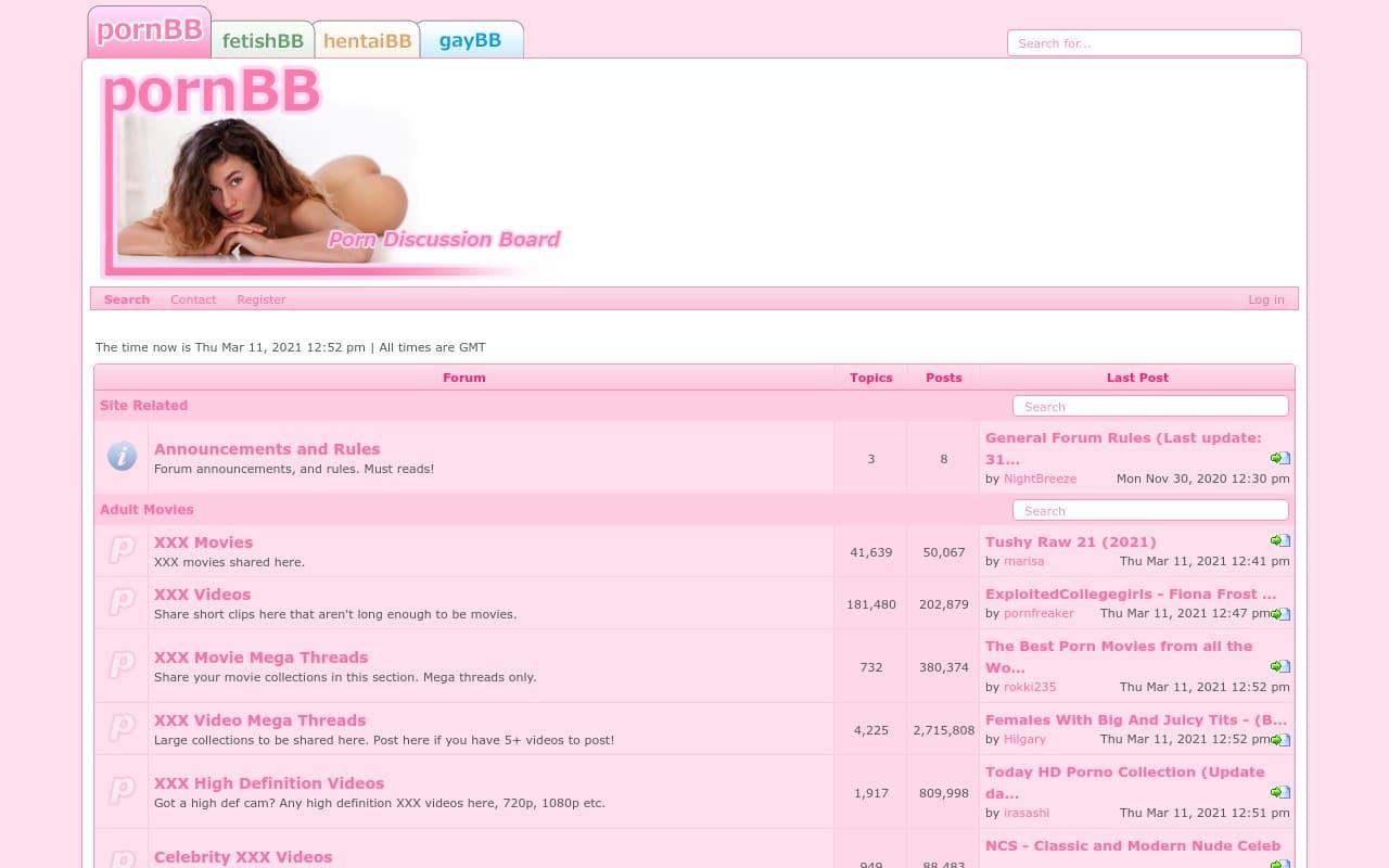 Pornbb - Best  List