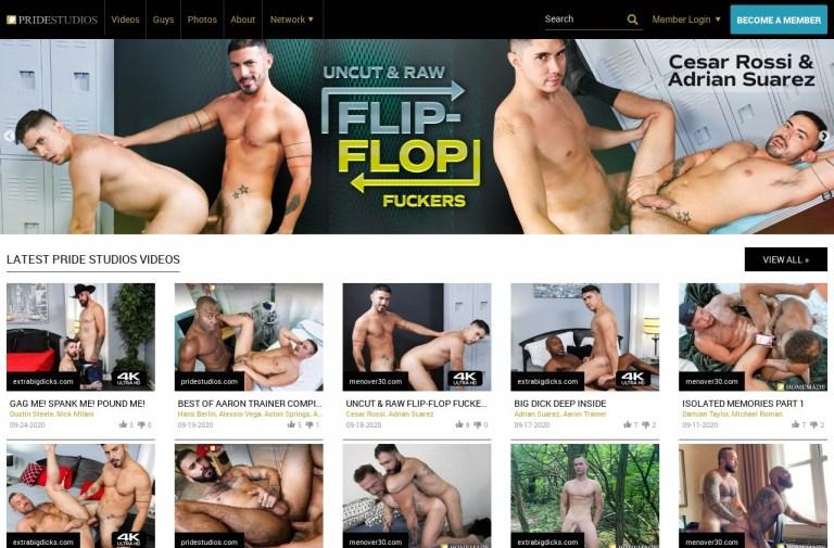 PrideStudios - Best Premium Gay XXX Sites