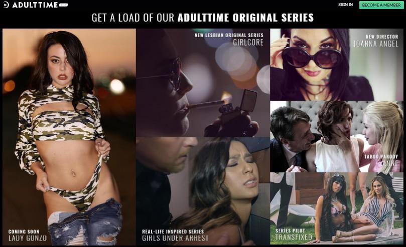 AdultTime - Best Premium XXX Sites