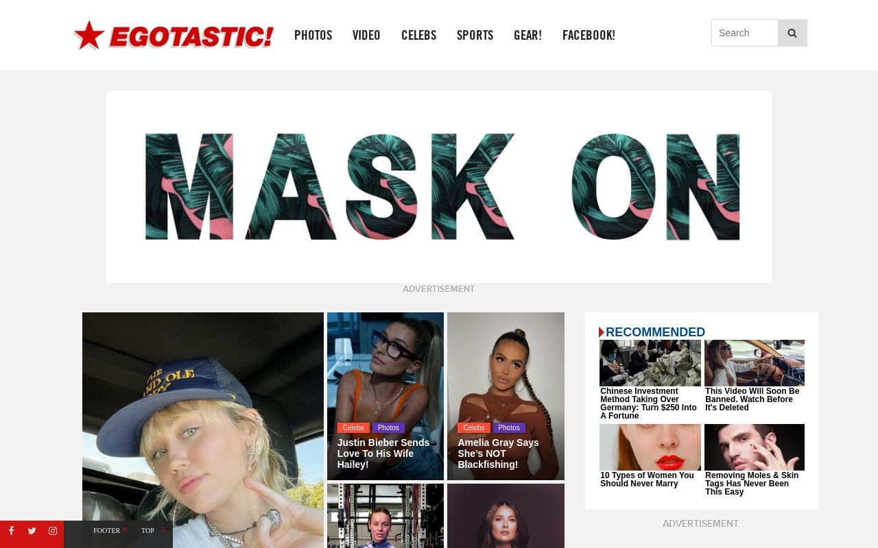 Egotastic -  List