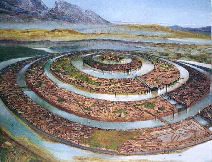 Atlantis Stadt