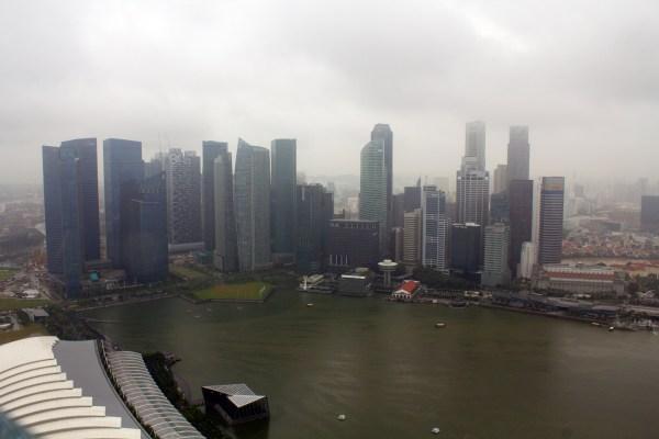 Sands SkyPark Review | Marina Bay Sands, Singapore ...