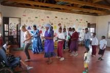 Kwaito-Sørafrikansk dans