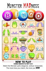 MAD Bingo Single