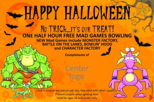 Strike Out Candy Coupon