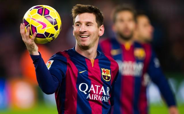 Лионел Меси bet365 Лео Барселона