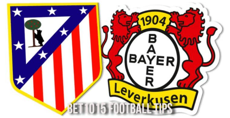 Atletico Madrid v Bayer Leverkusen Prediction