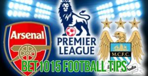 Arsenal v Manchester City Prediction