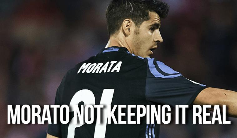 Alvaro Morata Transfer News