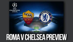 Roma v Chelsea