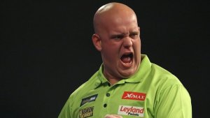 Michael van Gerwen William Hill Darts betting odds at 9/1