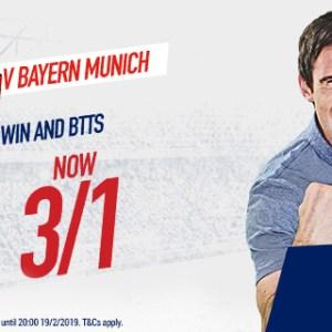 Liverpool Enhanced Odds