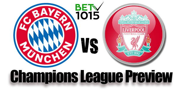 Bayern Munich vs Liverpool Preview