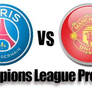 PSG vs Manchester United Preview