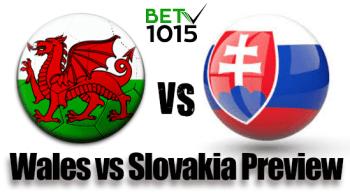 Wales vs Slovakia Preview