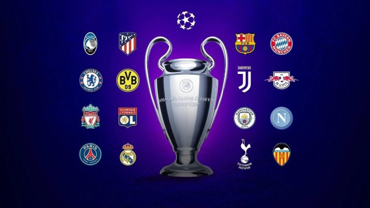 Champions League Round Of 16 2020 2021 - Champions League ...
