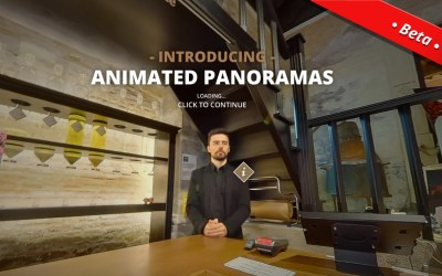 Out NOW: Animated Panoramas