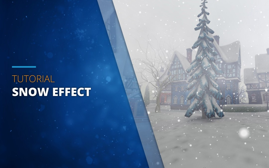 Special Effects for Virtual Tours #1: SNOW